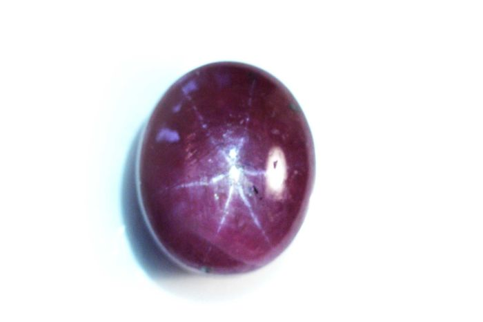 Star Ruby – 5.29 ct