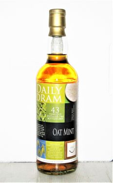 Tomatin 1965 - 43 years old  - 47.1% - 70cl - Oat Mint - Daily Dram