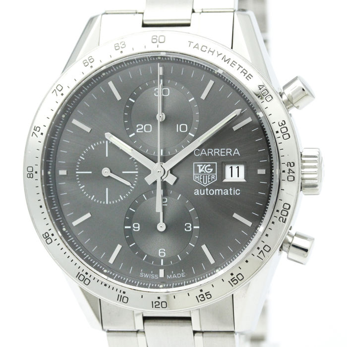 TAG Heuer - Carrera - CV201AA - Men - .