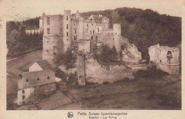 95x Luxembourg; from 1900s onward