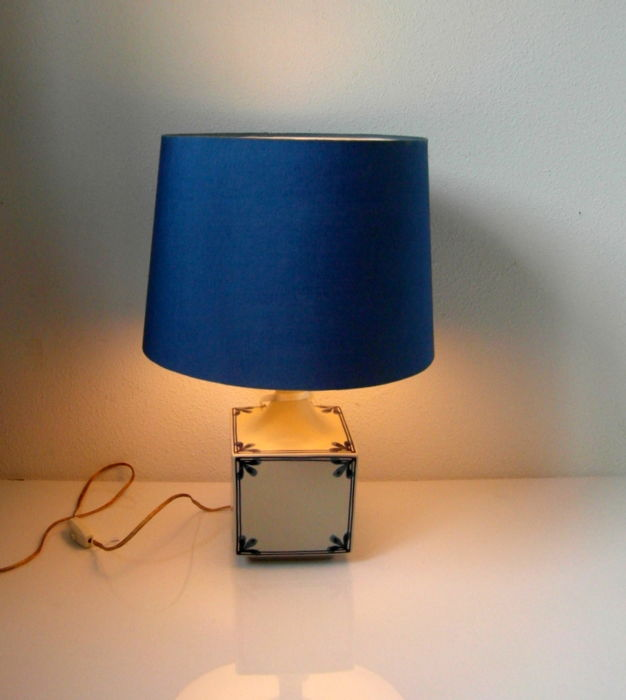 Rosenthal Table Lamp With Shade Rosenthal Model Studio Line