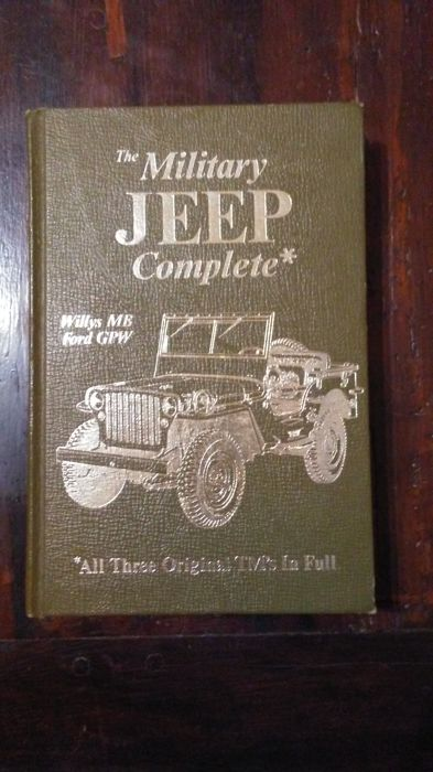 Boeken - The military Jeep complete - 1971 (1 items)