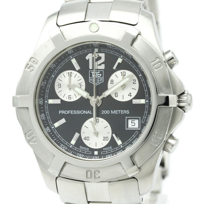 TAG Heuer - 2000 Series - CN111E - Men - .