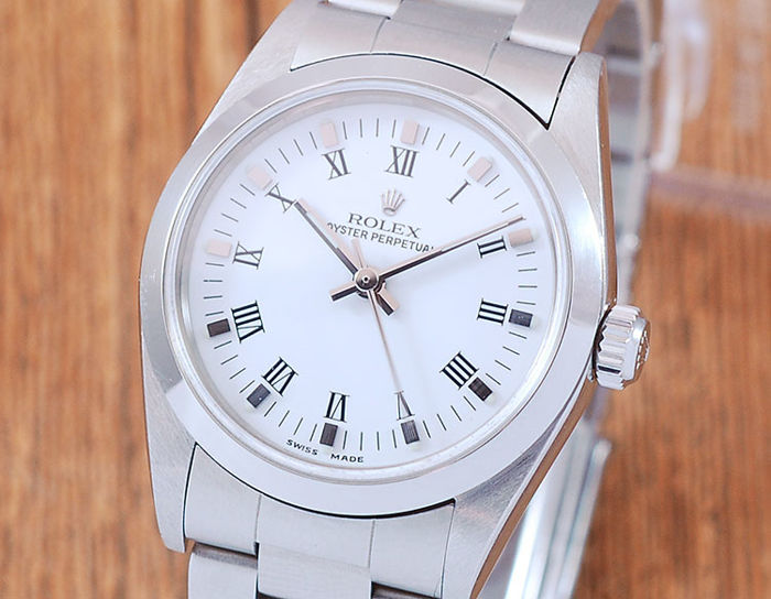 Rolex - Oyster Perpetual - 77080 - Unisex - 2000 - 2010