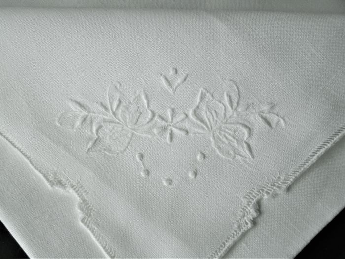 Napkin - complete collection of 12 - linen