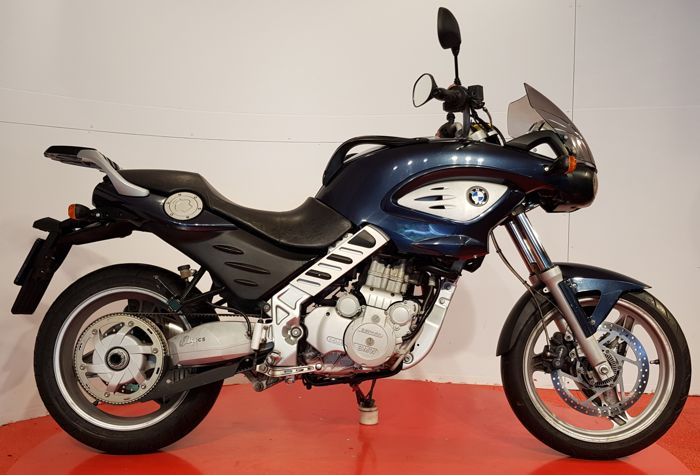 Bmw F650cs Scarver 650 Cc 2004 Catawiki