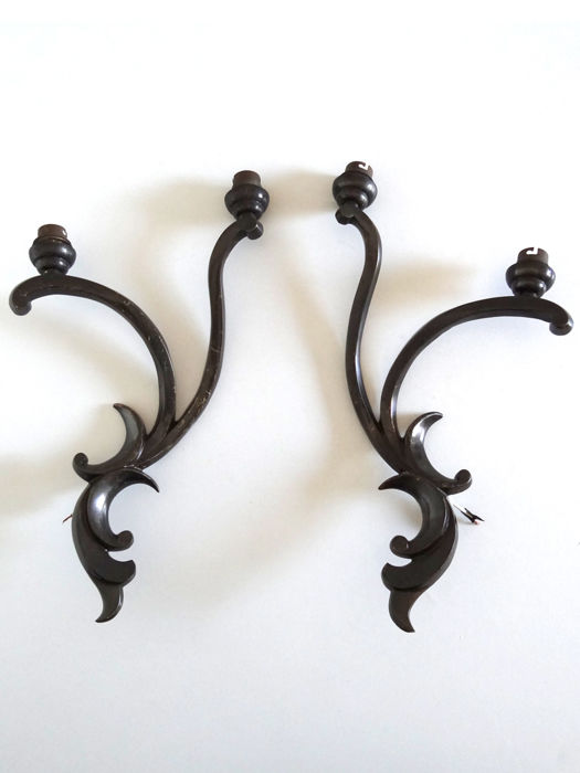 Wall sconces - Pair of 2