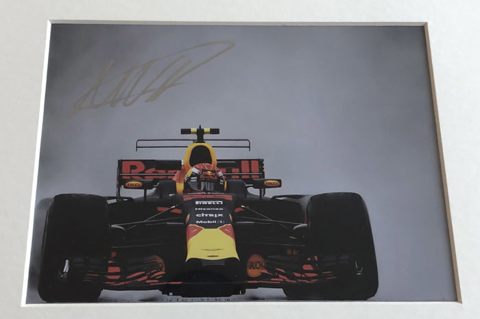 Red Bull Racing Formula One Max Verstappen Photograph Catawiki