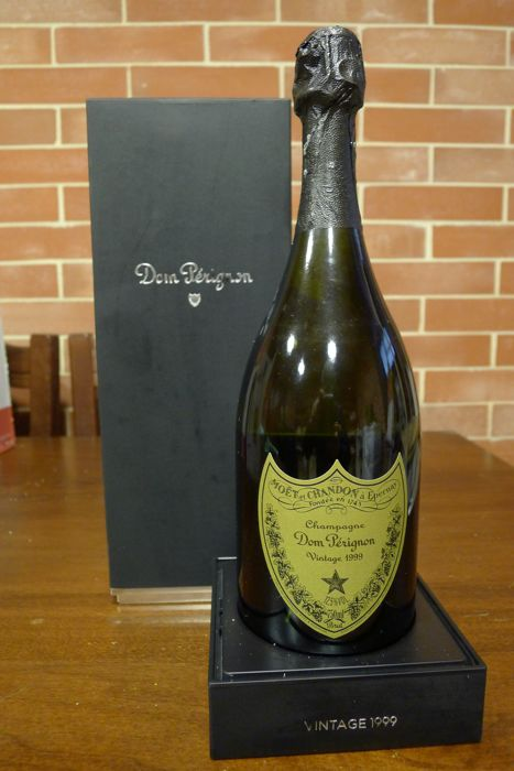 1999 Dom Perignon Vintage Brut - 1 bottle in box