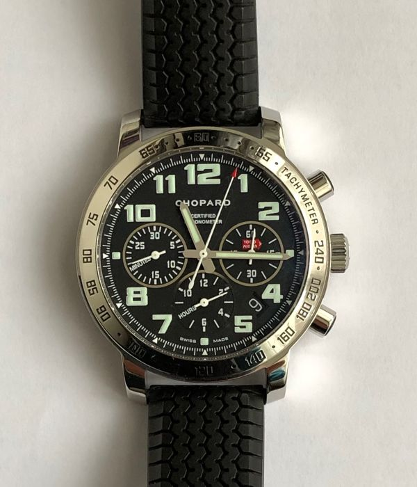 Chopard - Mille Miglia Chronographe Limited Edition - 8920 - Homem - 2000-2010