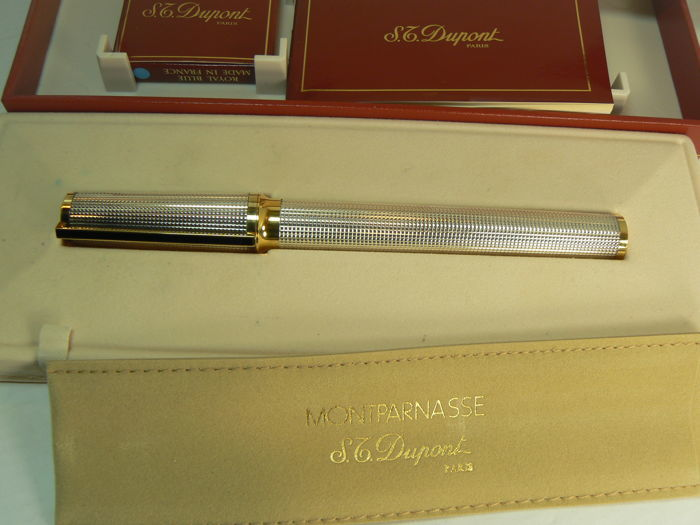 Dupont -  Fountain Pen, S.T.  DUPONT MONTPARNASSE - Complete Collection of 1