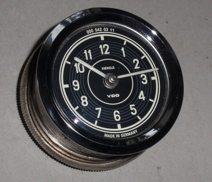 Parts - Kienzle mechanical time clock with Mercedes dial - 1958-1960 (1 items)