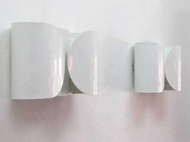 Tobia Scarpa - Flos - Wall lamps WHITE SHEET (2)