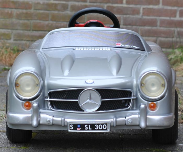 Decoratief object - Mercedes 300SL trapauto - 1990-1990 (1 items)
