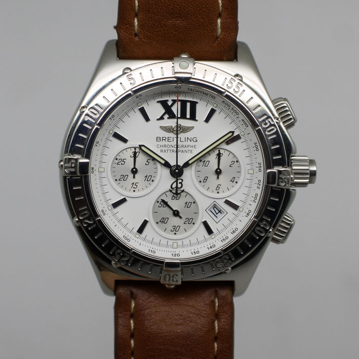Breitling - Chronoracer Rattrapante - Ref. A69048 - Men - 2000-2010