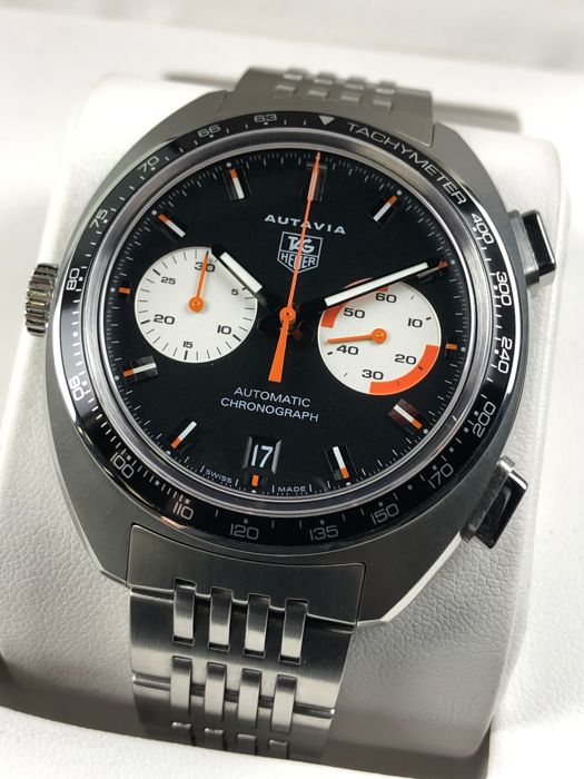 TAG Heuer - Autavia Chronograph Automatic Re-Edition - CY2111 - Homme - 2000-2010
