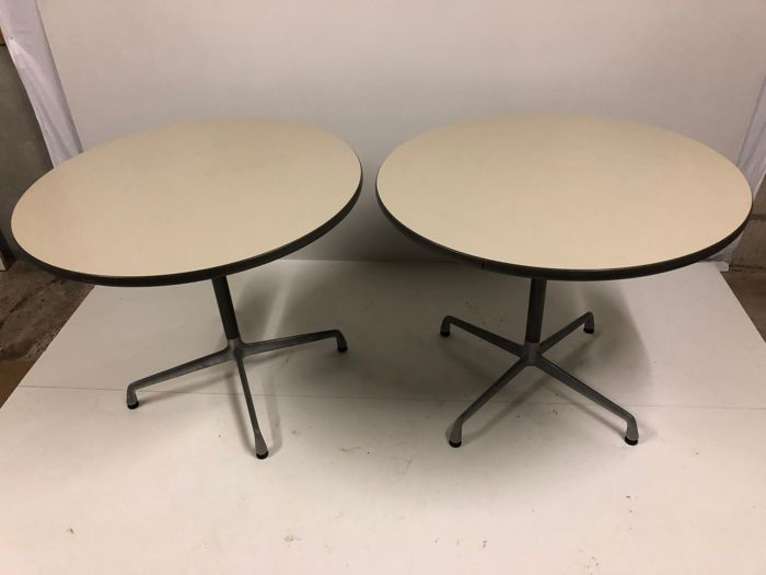 Charles Ray Eames Herman Miller Dining Table Set Catawiki