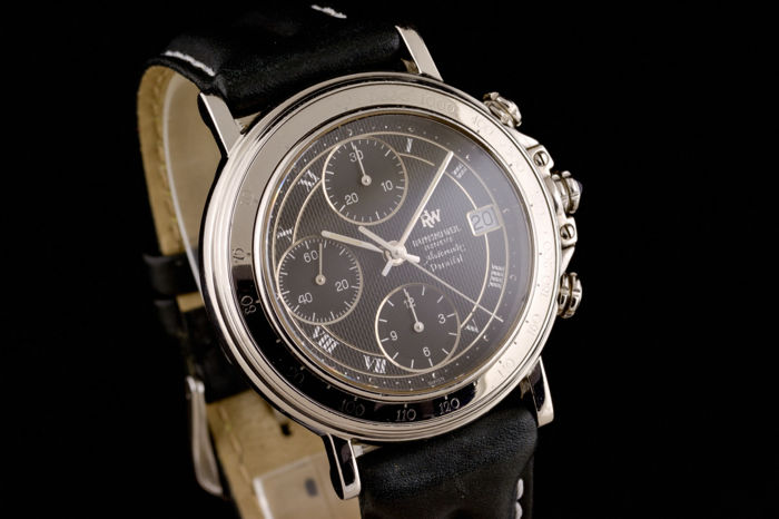 Raymond Weil - Parsifal Chronograph Automatic - 7792 - Homme - 1990-1999