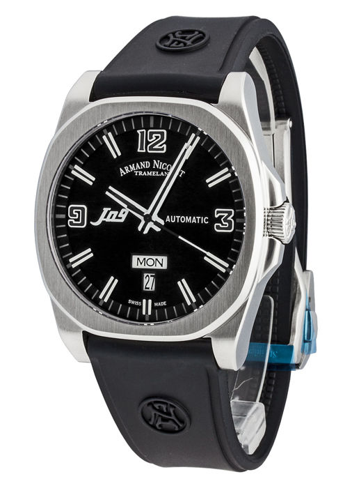 Armand Nicolet - JO9 Day/Date - 9650A-NR-G9660 - Hombre - 2011 - actualidad
