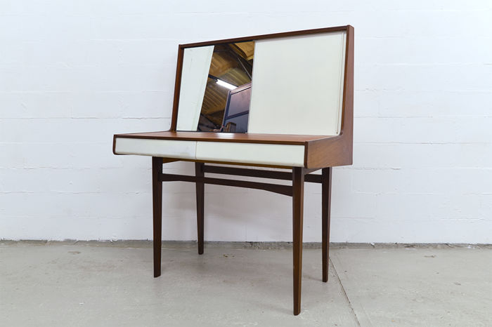Mid Century Modern Dressing Table Catawiki