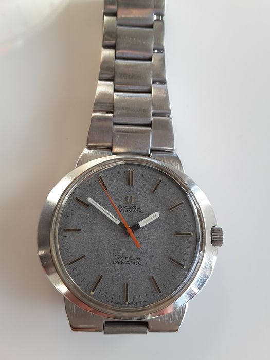 "Omega - Genève Dynamic - ""NO RESERVE PRICE"" - Heren - 1960-1969"