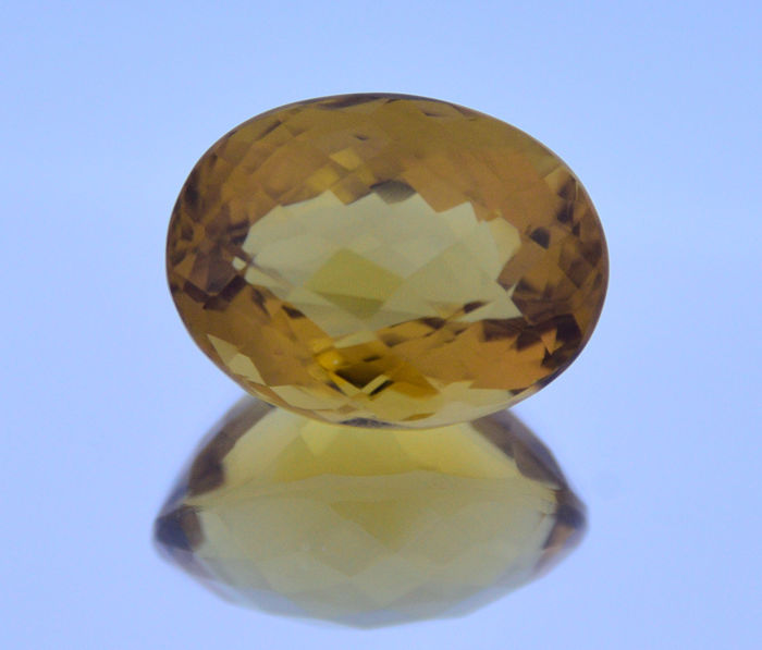 Citrien - 29.71 ct