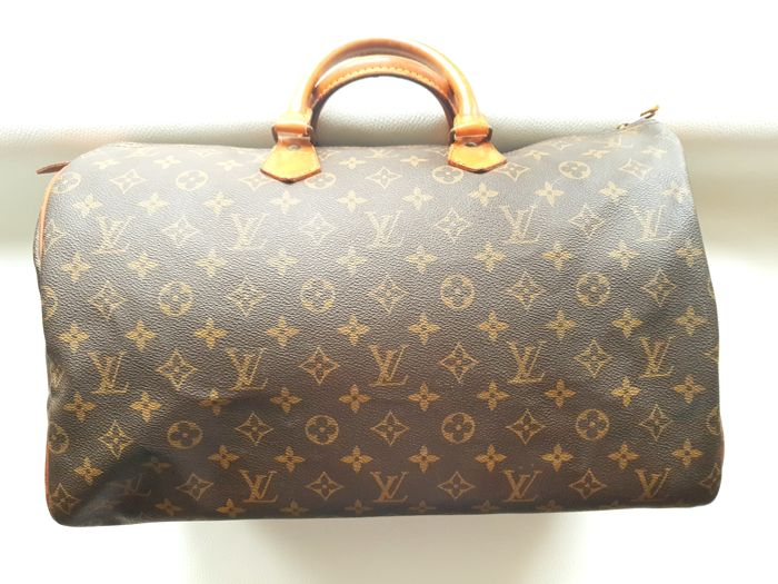 Louis Vuitton - Speedy 40 Borsa a mano