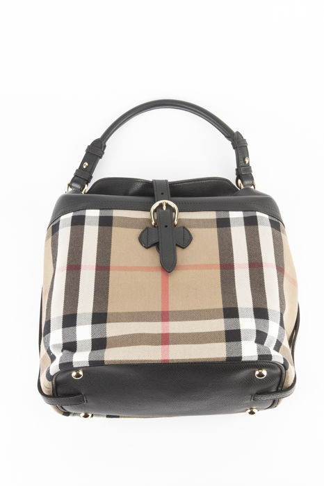 Burberry - House Check Handbag