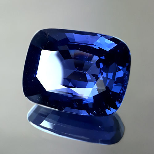 Blue Spinel - 12.40 ct