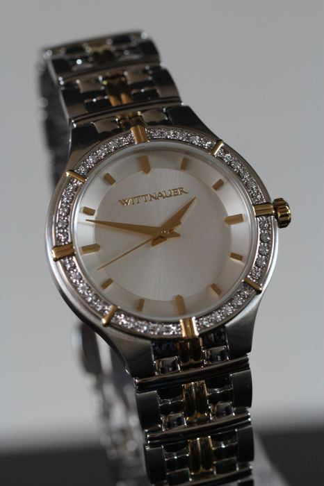 Wittnauer -  WN4089  - Diamond met 24 diamantjes - Mujer - 2011 - actualidad
