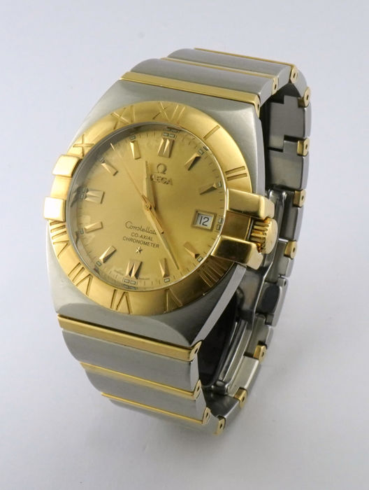 Omega - Constellation - Hombre - 2000 - 2010