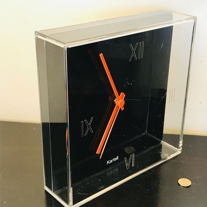 QuitlletPhilippe Starck Catawiki Tic Uhr Kartell Tac Eugeni WDEH2IY9