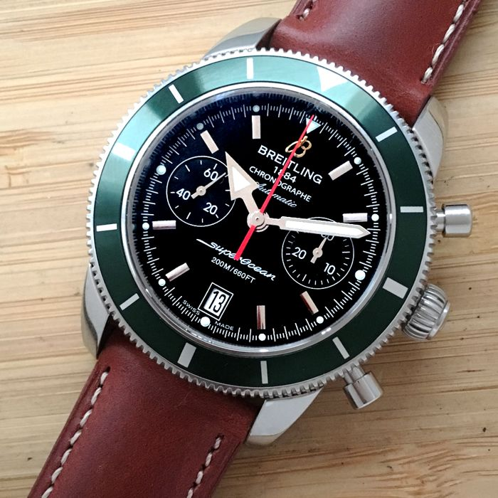 Breitling - Superocean Heritage 44 Chronograph  - Ref. A23370 - Homme - 2011-aujourd'hui