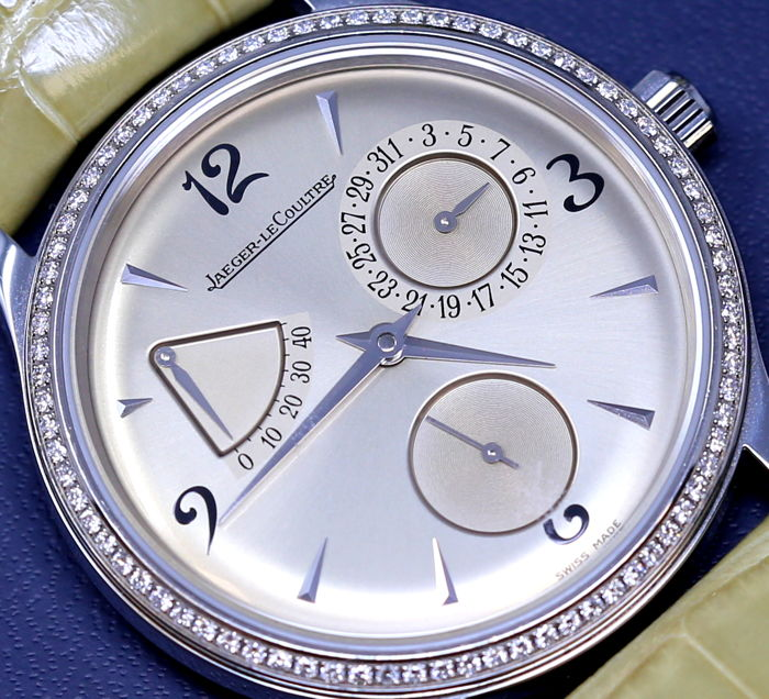 Jaeger-LeCoultre - Master Reserve  - Mujer - 2011 - actualidad