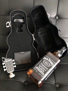 Jack Daniel's - Old No. 7 Guitar Edition - 70cl
