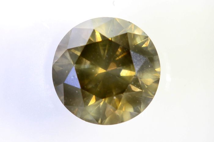 Diamant - 1.06 ct - Briljant - NO RESERVE PRICE