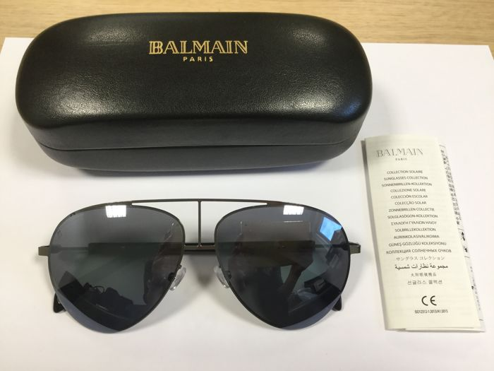 Balmain - New - Never Used - NO RESERVE PRICE - Sunglasses