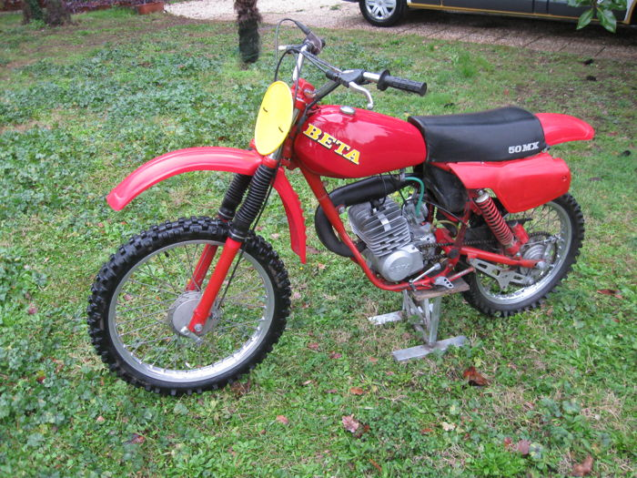 Beta - MX 6 - 50 cc - 1979
