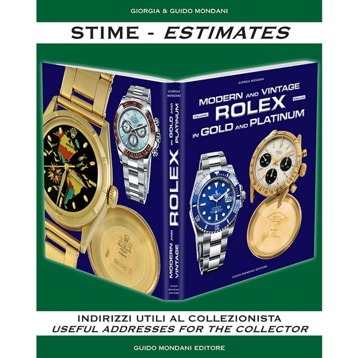 Image 3 of Rolex - Gold & Platinum Book by Guido Mondani - Unisex - 2011-present