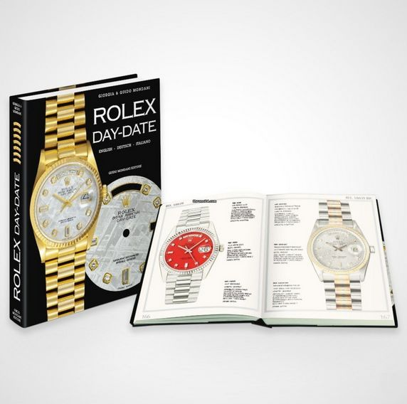Image 2 of Rolex - Day-Date Book by Guido Mondani - Unisex - 2011-present