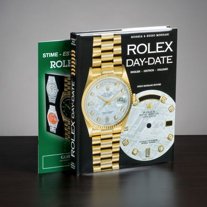 Preview of the first image of Rolex - Day-Date Book by Guido Mondani - Unisex - 2011-present.