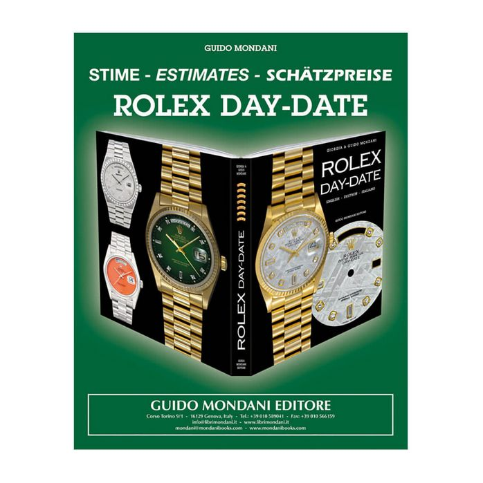 Image 3 of Rolex - Day-Date Book by Guido Mondani - Unisex - 2011-present