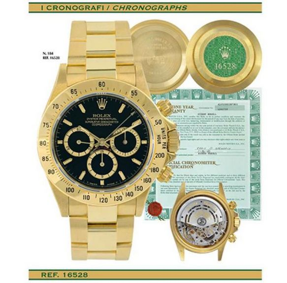 Image 2 of Rolex - Gold & Platinum Book by Guido Mondani - Unisex - 2011-present