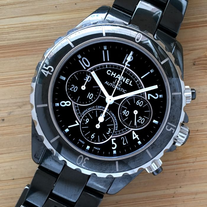 Chanel - J12 Automatic Chronograph   - Herren - 2000-2010