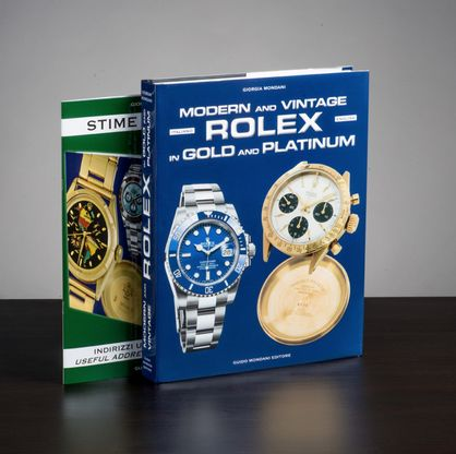 Rolex - Gold & Platinum Book by Guido Mondani - Unisex - 2011-presente