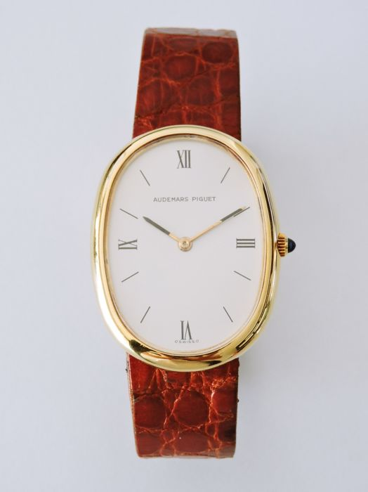 Audemars Piguet - 18K Gold Men's Watch - Bărbați - 1970-1979
