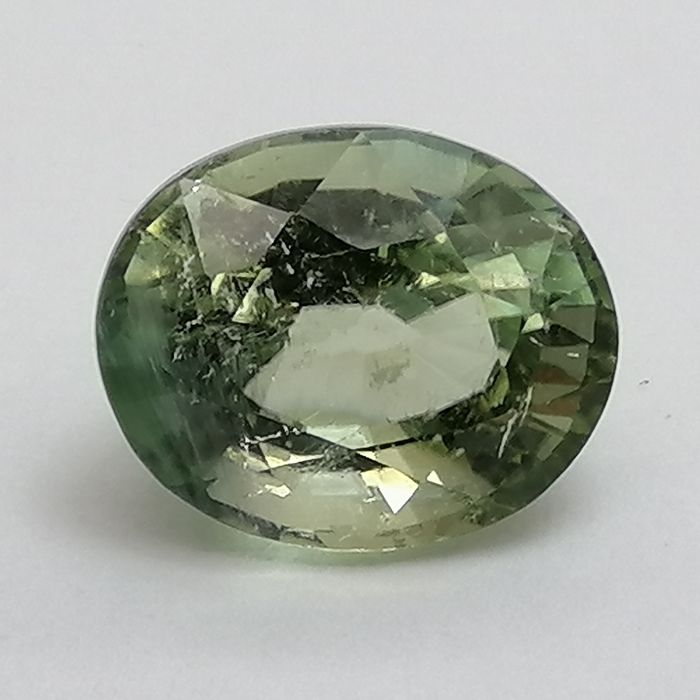Mint Tourmaline - 3.69 ct