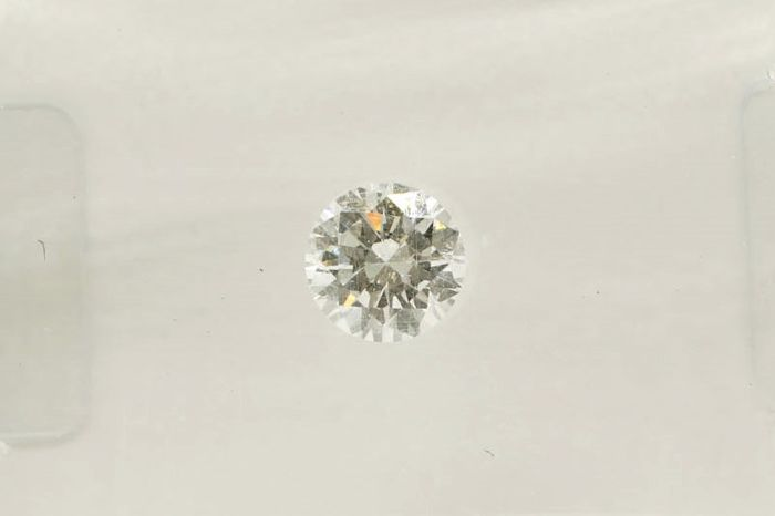 Diamant - 0.30 ct - Briljant - E - VS2, Zuiverheid behandeld