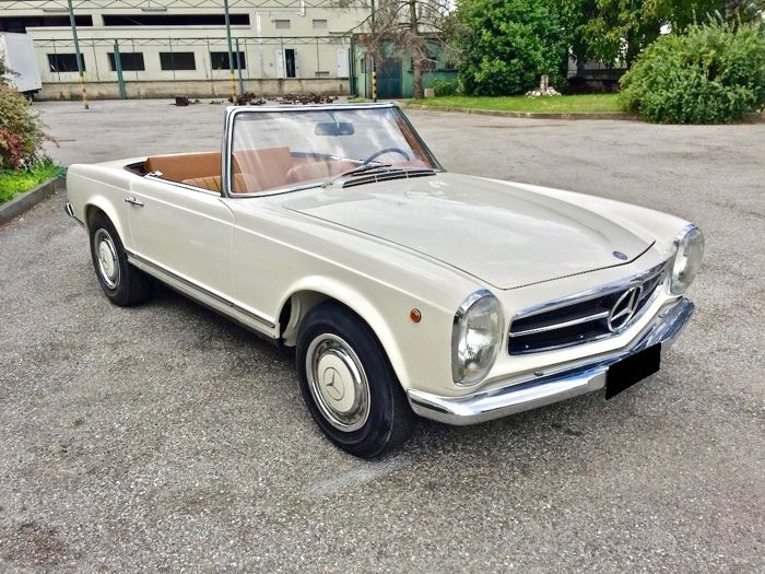 Mercedes-Benz - 250 SL (W113) - 1967