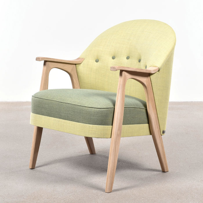 Danish Retro - Armchair (1) - Catawiki